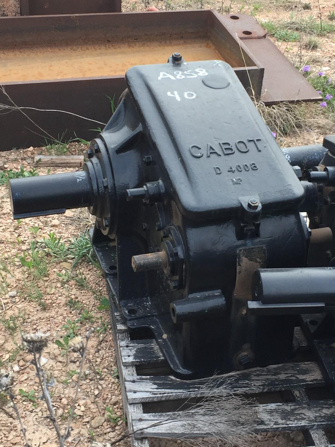 Cabot D 40