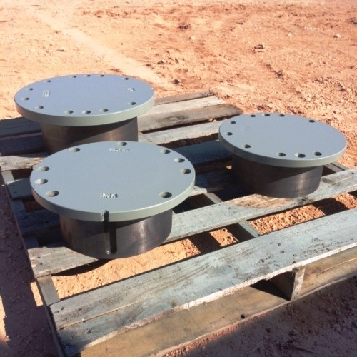 Gear Box Caps & Bearing Carriers